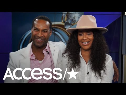 'The Proposal's' LisaRaye McCoy & Anthony Play The Newlywed Game!  Access