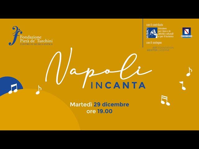 Napoli INcanta \ Sulla Luna