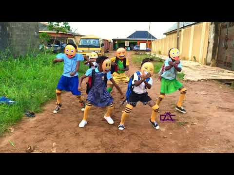 Patoranking - Open Fire (Dance Video) Ft. Busiswa The Happy 'African' Kids ( Dream Catchers)