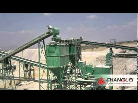 Silica Sand crusher machinery in Cameroon