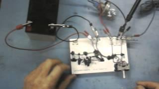 Intermitencia electrónica (Electrónica Fácil) Vídeo 109