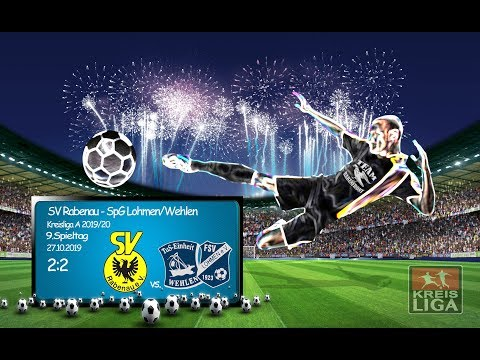 2019-10-27 / 9. Spieltag / Kreisliga A / SV Rabenau-SpG Lohmen/Wehlen