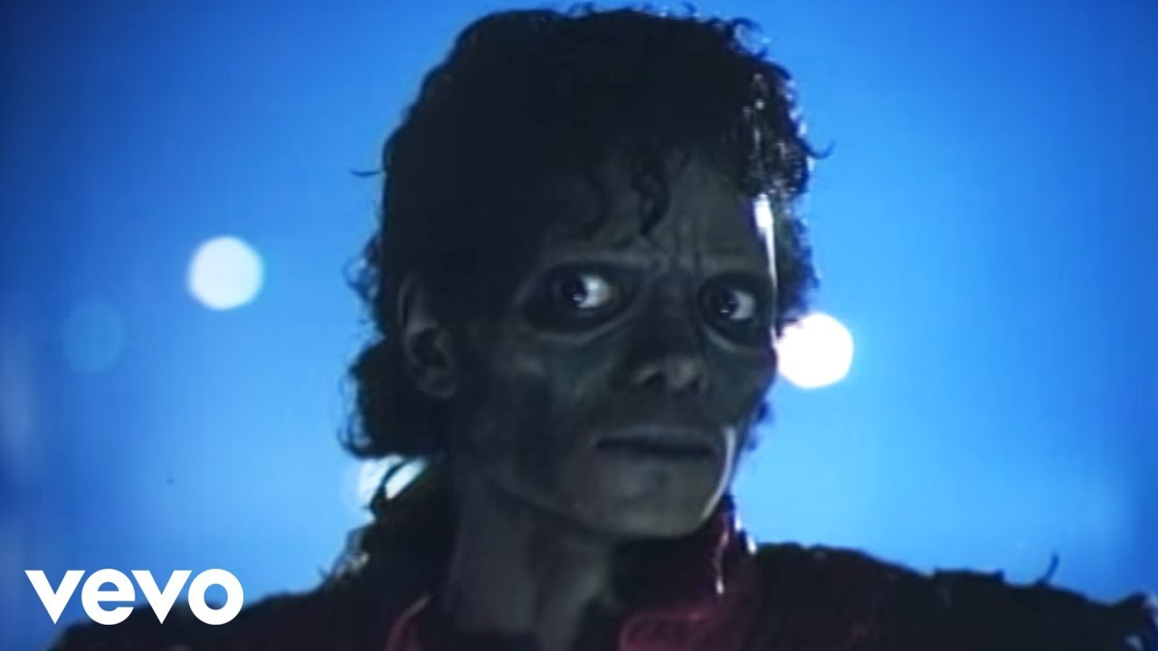 "Michael Jackson - ""Thriller"" 1983 