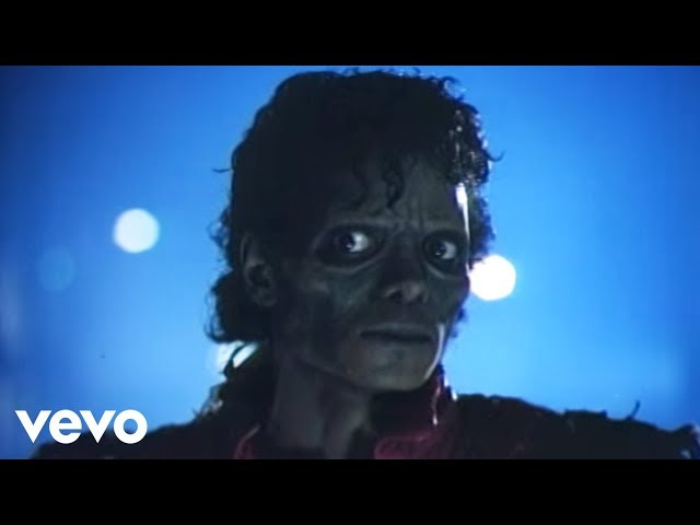Michael Jackson - Thriller (Official Video - Shortened Version)