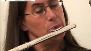 Gambar cover Susana Rinessi - Profesora de flauta