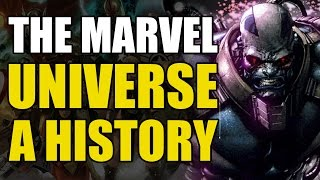 A History of The Marvel Universe - Part 2 - Asgard & Early Earth