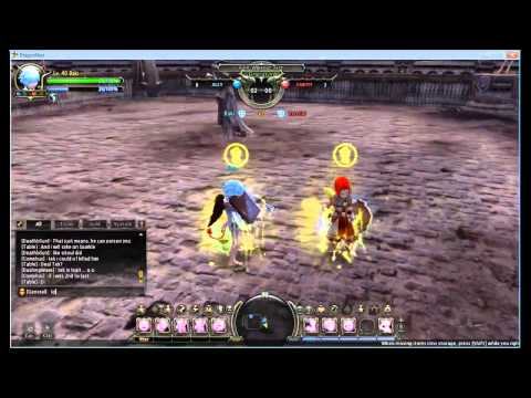 Team (GM) Tekonos Vs (GM)MistaSparkle NADN PvP