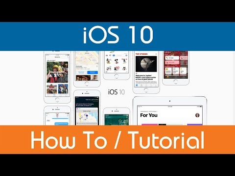 How To Manage iCloud Storage - iOS 10
