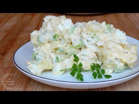 The Original Condensed Milk Potato Salad Woolworths Taste