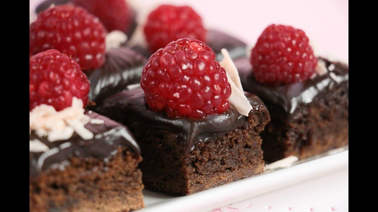 Moist Raspberry Chocolate Brownie Tutorial Rosie 39 S