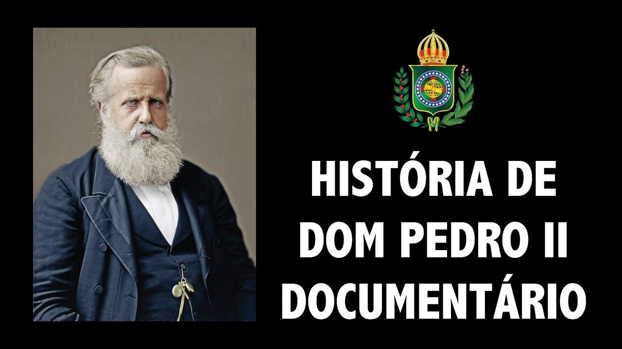 História De Dom Pedro II