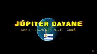 Júpiter Dayane - Knust | Cesar Mc | Xamã | Chris (Prod. Jogzz)