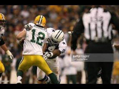 2007 Week 13 Green Bay Packers at Dallas Cowboys 1st half