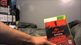 Dead Island: Special Edition Xbox 360 Unboxing (HD)