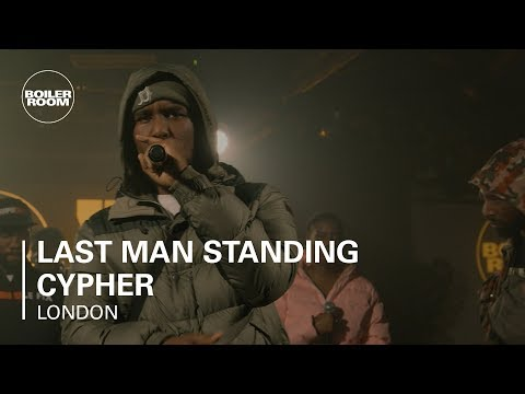 Last Man Standing Cypher: D Double E, Novelist, Lady Lykez, Big Zuu & more | BR x Call Of Duty