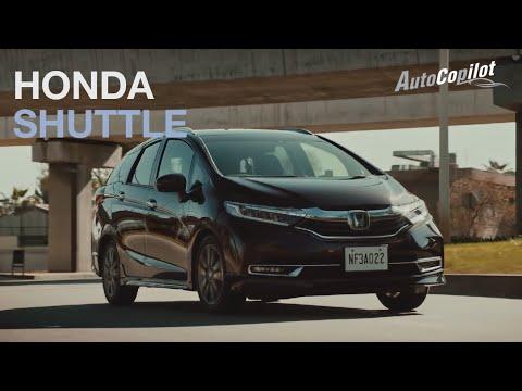 HONDA SHUTTLE 2020 DEBUT / autocopilot