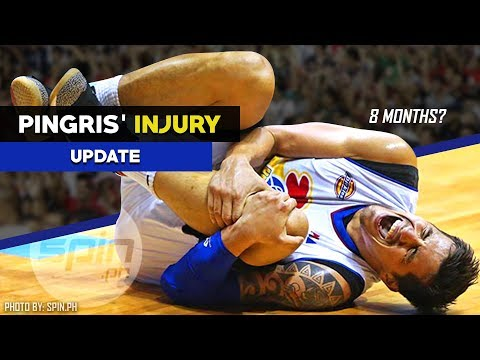 Ano ang Injury ni Marc Pingris? | Kailan kaya Siya Babalik?