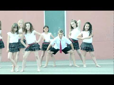 PINK So What / Street Dance video clip - groupe enfant -