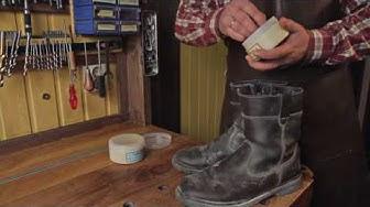 01 Бързо почистване, лъскане и защита на обувки с натуралните вакси на Craftsman