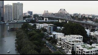 Bold Residential - Luxury Apartments // Kangaroo Point