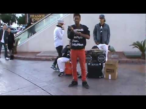 Las Vegas Street Performers, Part 7