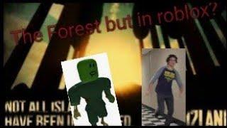 Der Wald, aber in Roblox? - Insel 2