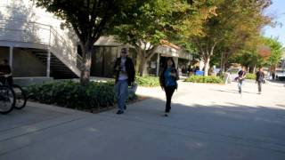5 mins into San Jose State University SJSU 2011 (skate tour)