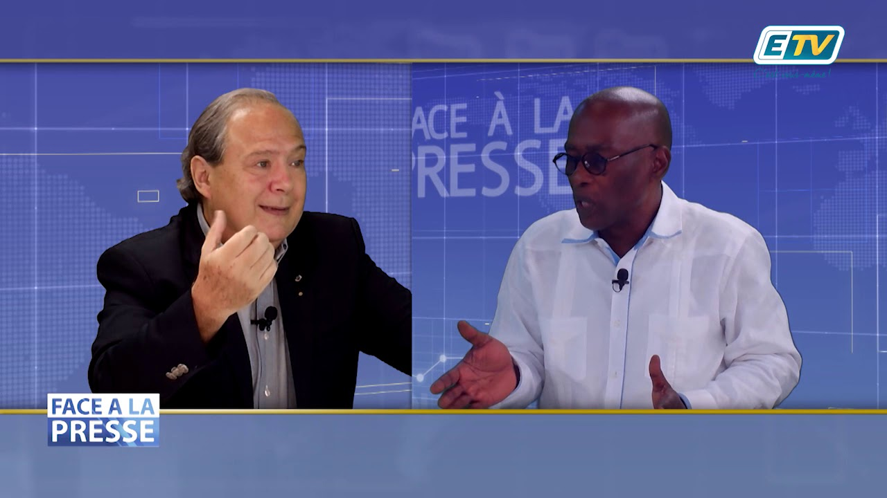 FACE A LA PRESSE avec Harry DURIMEL Partie 1