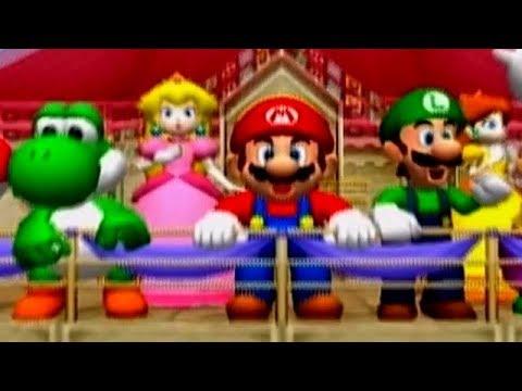 Mario Party 7 - Full Walkthrough (Solo Cruise)