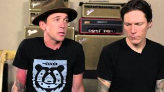 Billy Talent Interviews - Devil In A Midnight Mass (Ben & Aaron)