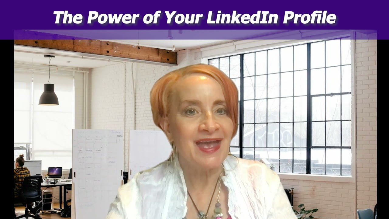 EPISODE 902: The Power of Your LinkedIn Profile