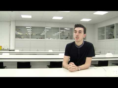 Biology at the University of Derby