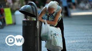 Contando los centavos: pobreza en Alemania | DW Documental