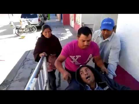 Negligencia en el Hospital de Perote, paciente fallecio por falta de atencion