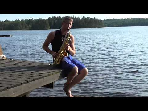 Öppna landskap (sax solo)