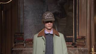 VALENTINO MEN'S FALL/WINTER 2017-18 COLLECTION