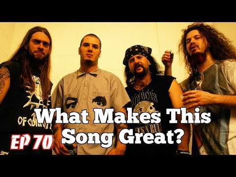 What Makes This Song Great? Ep70 PANTERA