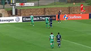 Bidvest Wits 2 - 2 Werder Bremen (11.01.2019 // by LTV)