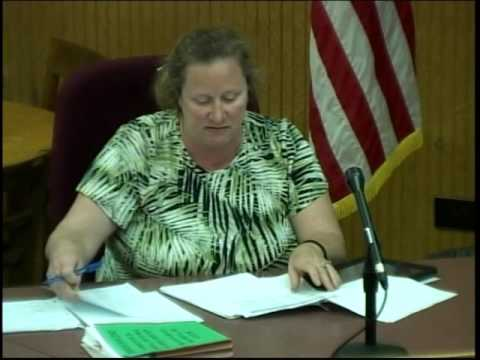 BOS | Town Administrator Deliberation 6/1/16