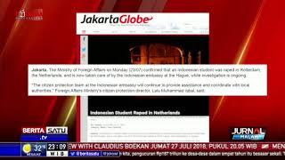 Pemerkosa Mahasiswi Asal Indonesia Berusia 18 Tahun
