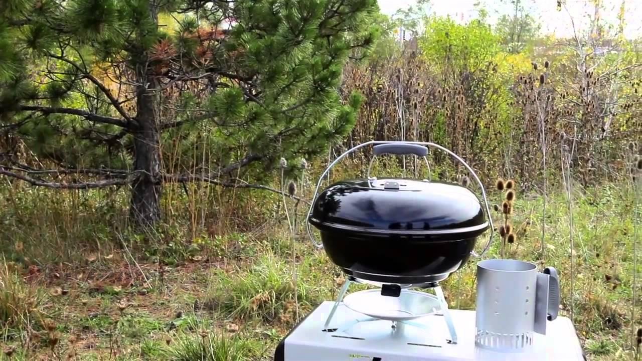 Weber Smokey Joe Table.Weber Jumbo Joe Charcoal Grill Youtube