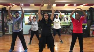 Hai apna Dil To Awara Zumba with Viji Nivarthi (Arm & shoulder Workout)