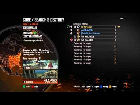 bo2 matchmaking glitch