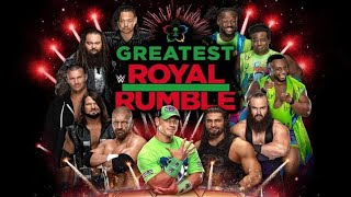 WWE The Greatest Royal Rumble DVD Release Revealed