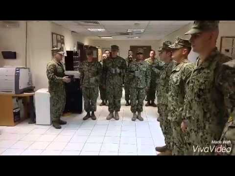 Expeditionary Warfare Pinning Ceremony