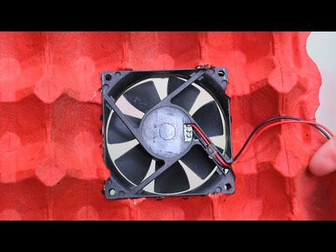 How to Make a Cooling Pad for Laptop | DIY