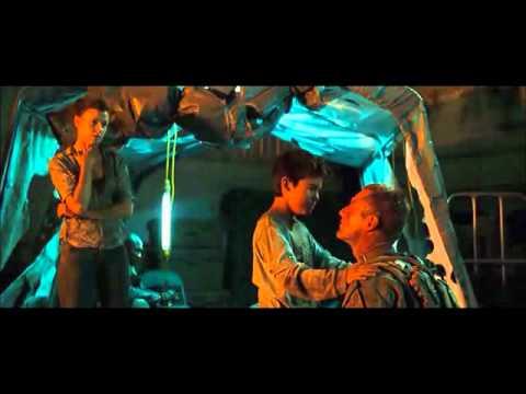 Marines Don't Quit Battle Los Angeles movie scene