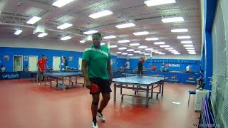 Wally Oluwole 2126 W vs Patrick May