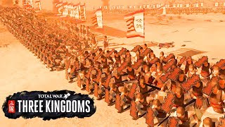 Total War: Three Kingdoms - Official Records Mode Gameplay Reveal