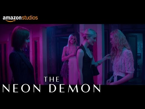 The Neon Demon - Meeting the Girls (Movie Clip) | Amazon Studios